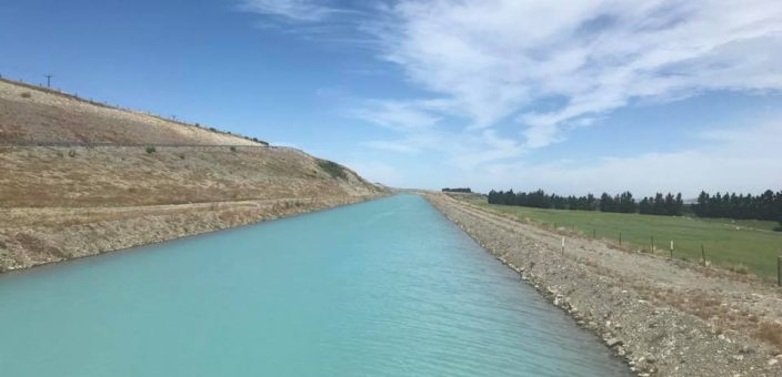 Canterbury Plains Water Scheme